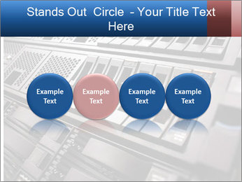Net System PowerPoint Template - Slide 76