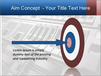 Net System PowerPoint Template - Slide 83