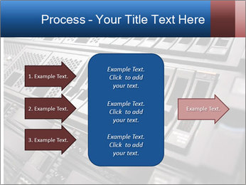 Net System PowerPoint Template - Slide 85
