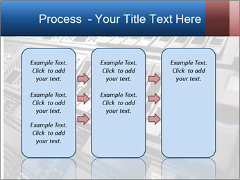 Net System PowerPoint Template - Slide 86