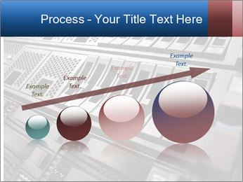 Net System PowerPoint Template - Slide 87