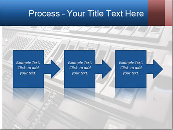 Net System PowerPoint Template - Slide 88