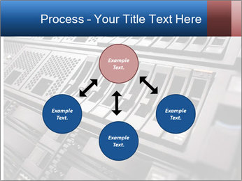 Net System PowerPoint Template - Slide 91