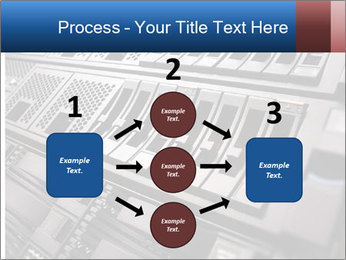 Net System PowerPoint Template - Slide 92