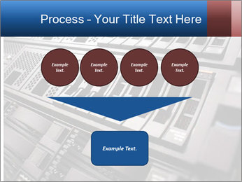 Net System PowerPoint Template - Slide 93