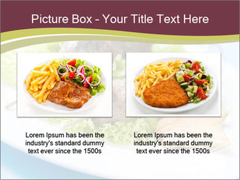 Kebab Dish PowerPoint Template - Slide 18