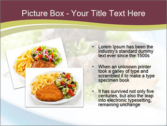 Kebab Dish PowerPoint Template - Slide 20