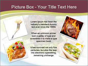 Kebab Dish PowerPoint Template - Slide 24