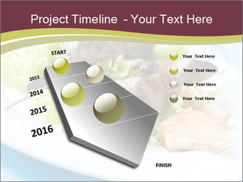 Kebab Dish PowerPoint Template - Slide 26