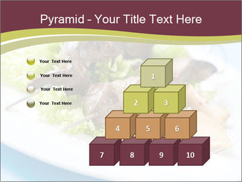Kebab Dish PowerPoint Template - Slide 31