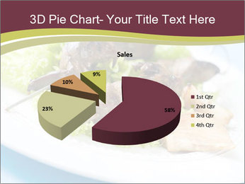 Kebab Dish PowerPoint Template - Slide 35