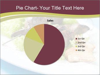 Kebab Dish PowerPoint Template - Slide 36