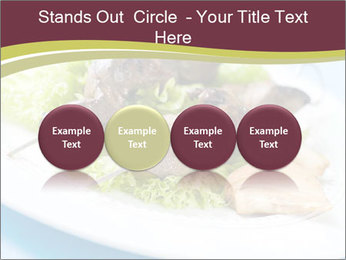 Kebab Dish PowerPoint Template - Slide 76