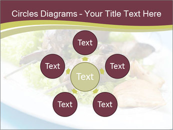 Kebab Dish PowerPoint Template - Slide 78