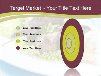 Kebab Dish PowerPoint Template - Slide 84