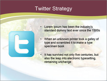 Kebab Dish PowerPoint Template - Slide 9
