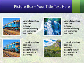 Nature In Scandinavia PowerPoint Template - Slide 14