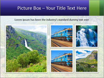 Nature In Scandinavia PowerPoint Template - Slide 19