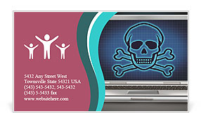 0000091994 Business Card Template