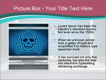 PC Virus PowerPoint Template - Slide 13