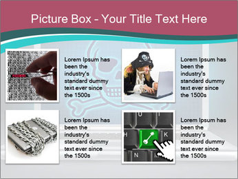 PC Virus PowerPoint Template - Slide 14