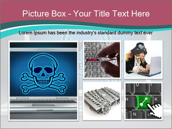 PC Virus PowerPoint Template - Slide 19