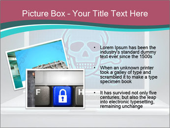 PC Virus PowerPoint Template - Slide 20