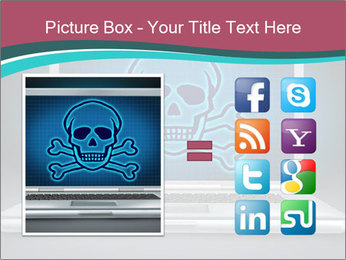 PC Virus PowerPoint Template - Slide 21