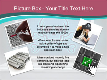 PC Virus PowerPoint Template - Slide 24