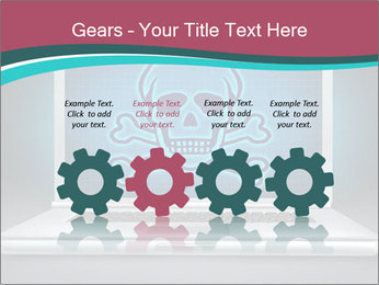 PC Virus PowerPoint Template - Slide 48