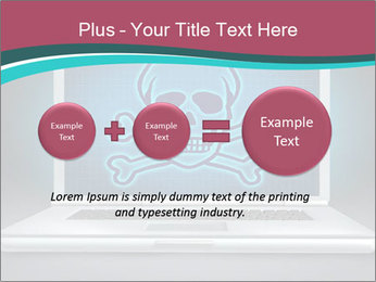 PC Virus PowerPoint Template - Slide 75
