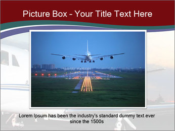 Private Plane PowerPoint Template - Slide 15