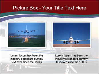 Private Plane PowerPoint Template - Slide 18