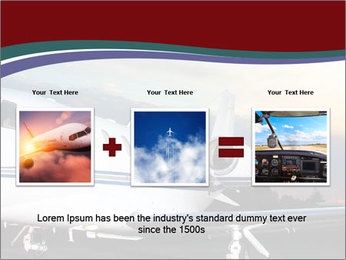 Private Plane PowerPoint Template - Slide 22