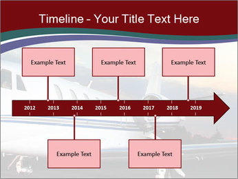 Private Plane PowerPoint Template - Slide 28