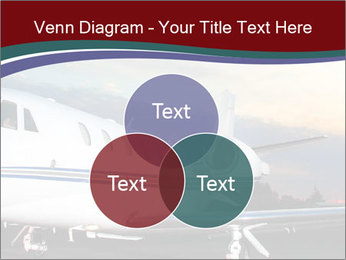 Private Plane PowerPoint Template - Slide 33