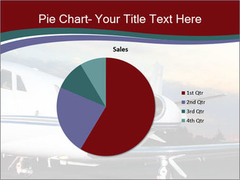 Private Plane PowerPoint Template - Slide 36