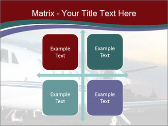Private Plane PowerPoint Template - Slide 37