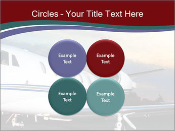 Private Plane PowerPoint Template - Slide 38