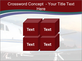 Private Plane PowerPoint Template - Slide 39