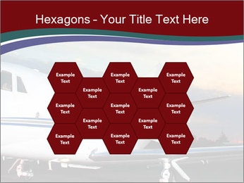 Private Plane PowerPoint Template - Slide 44