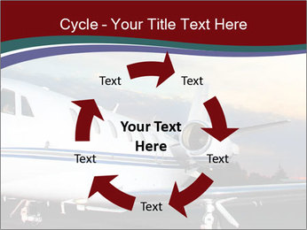 Private Plane PowerPoint Template - Slide 62