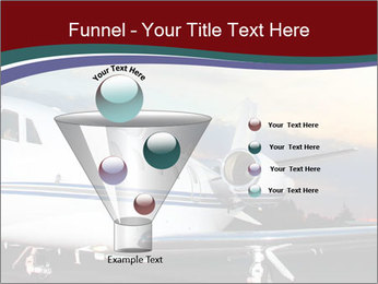 Private Plane PowerPoint Template - Slide 63