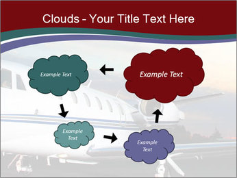 Private Plane PowerPoint Template - Slide 72
