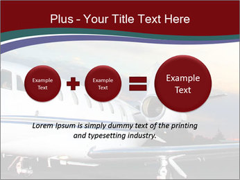 Private Plane PowerPoint Template - Slide 75