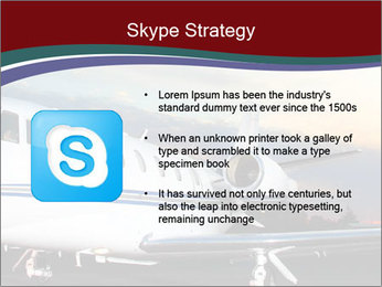 Private Plane PowerPoint Template - Slide 8