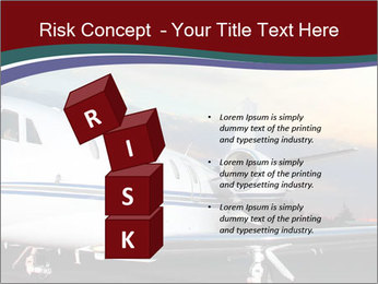 Private Plane PowerPoint Template - Slide 81