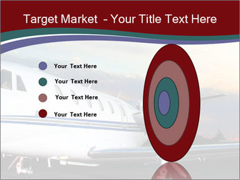 Private Plane PowerPoint Template - Slide 84