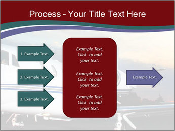 Private Plane PowerPoint Template - Slide 85