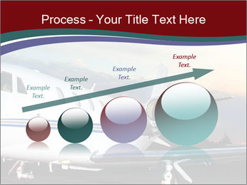 Private Plane PowerPoint Template - Slide 87